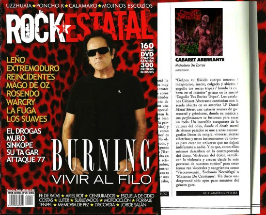 Reseña Rock Estatal